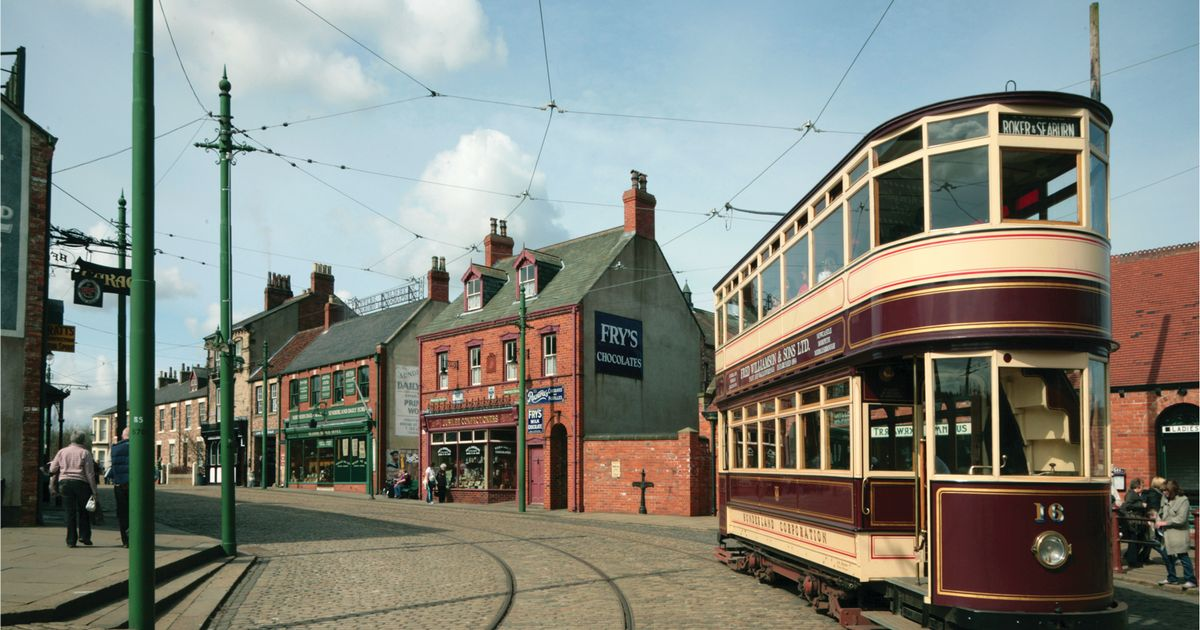 Beamish Comes to Newton Aycliffe