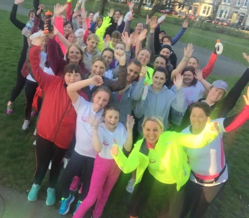 Newton Aycliffe Beginners Launch