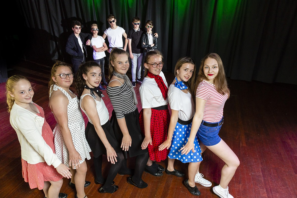 Grease is the Word at Woodham