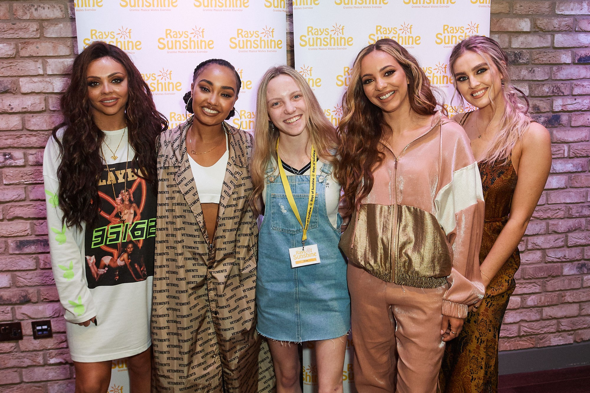 Little Mix Grant Wish for Local Teen