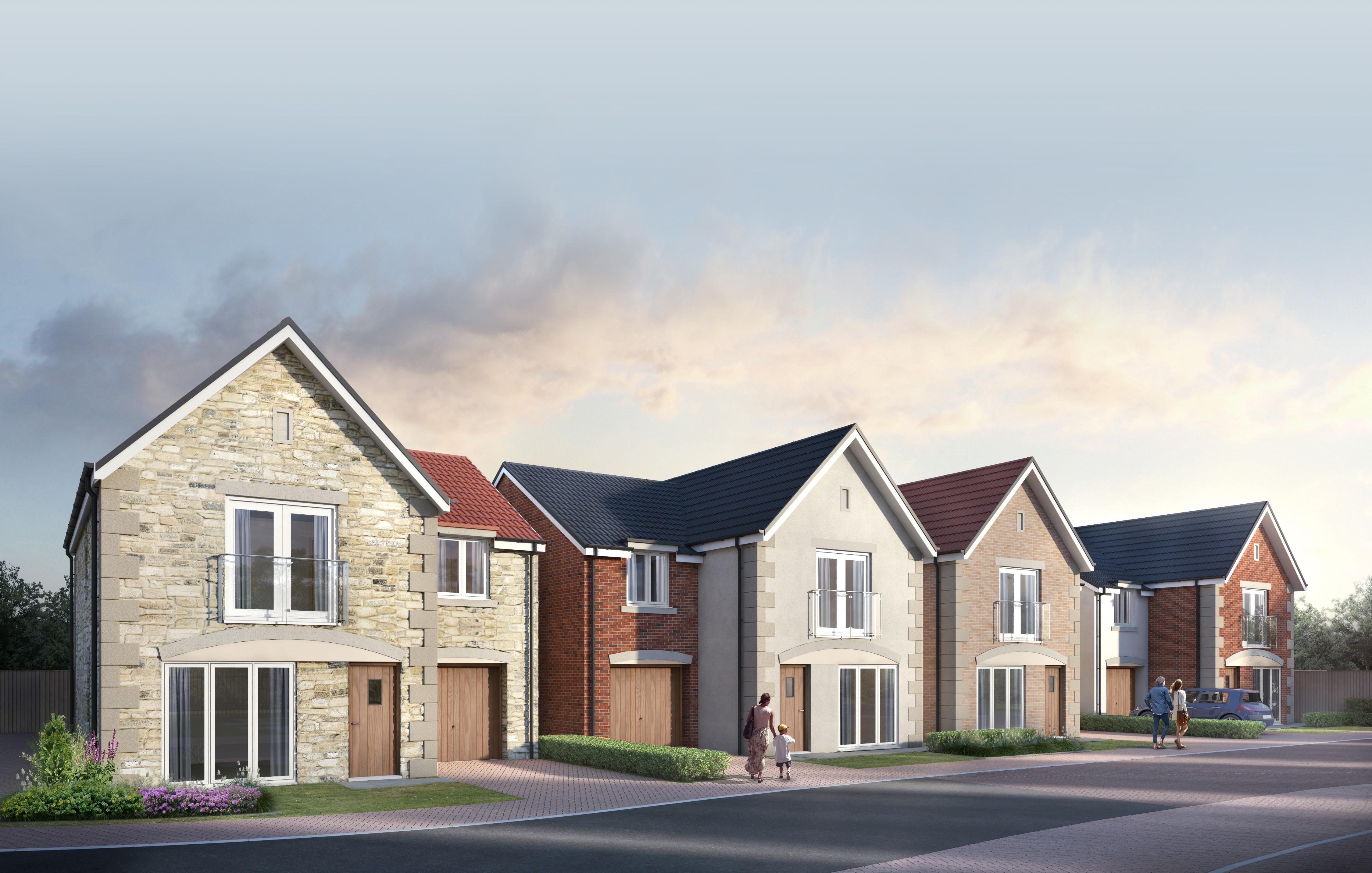 Family Focussed Housing Development Underway at Chilton