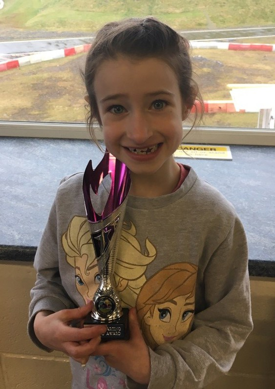Scarlet Dunn Takes Second at Teesside