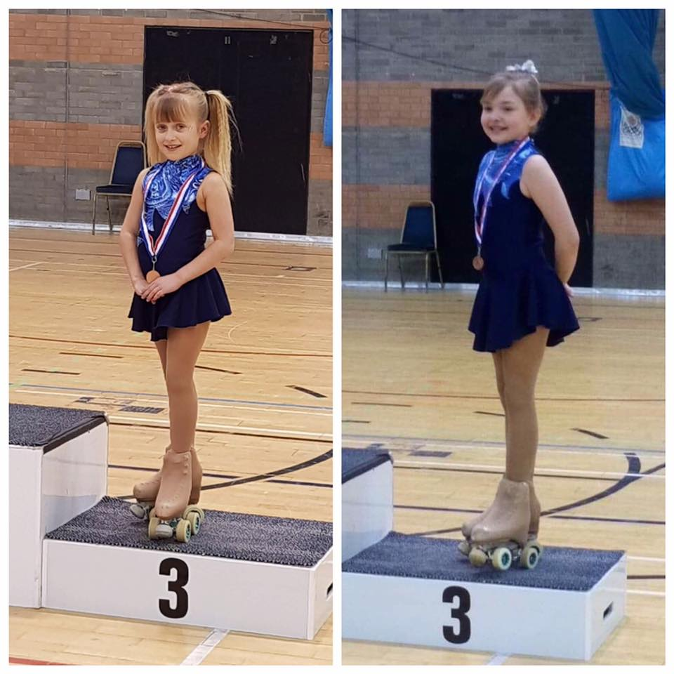 Two Bronze Medals at Spring Solos
