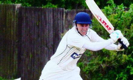 Cricket Scoreboard – Aycliffe C.C.
