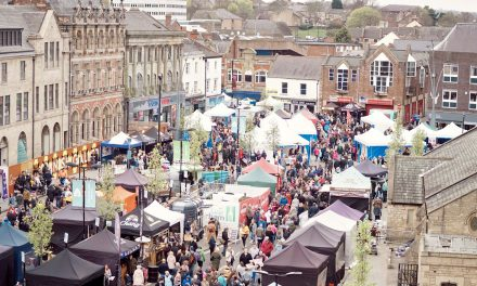 Food Festival Draws in the Crowds