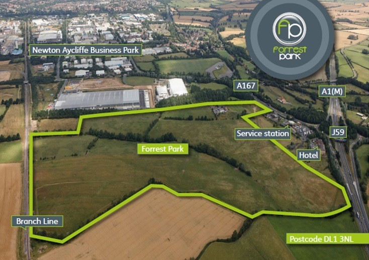 County Durham Development Site Promoted to Global Investors