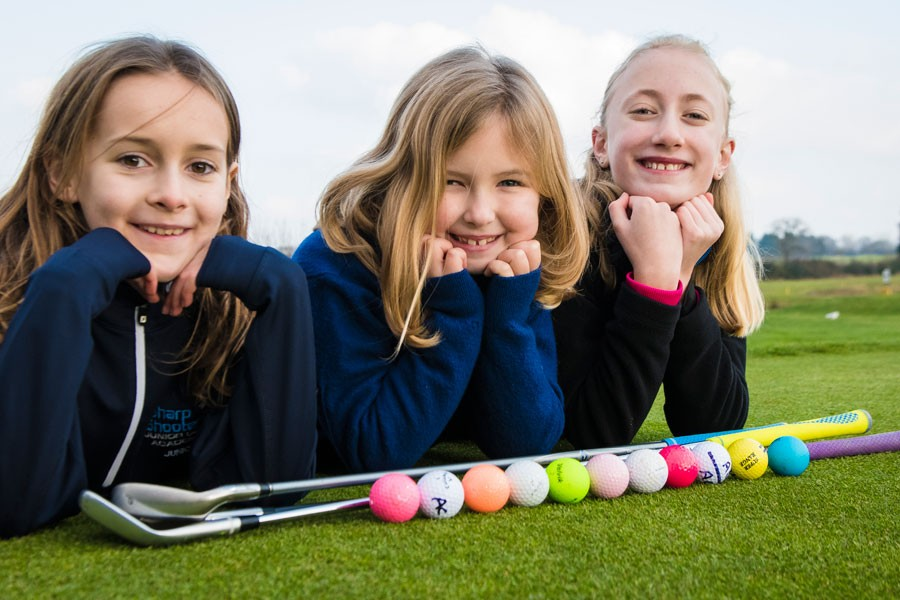 Girls Golf Rocks is back in Durham!