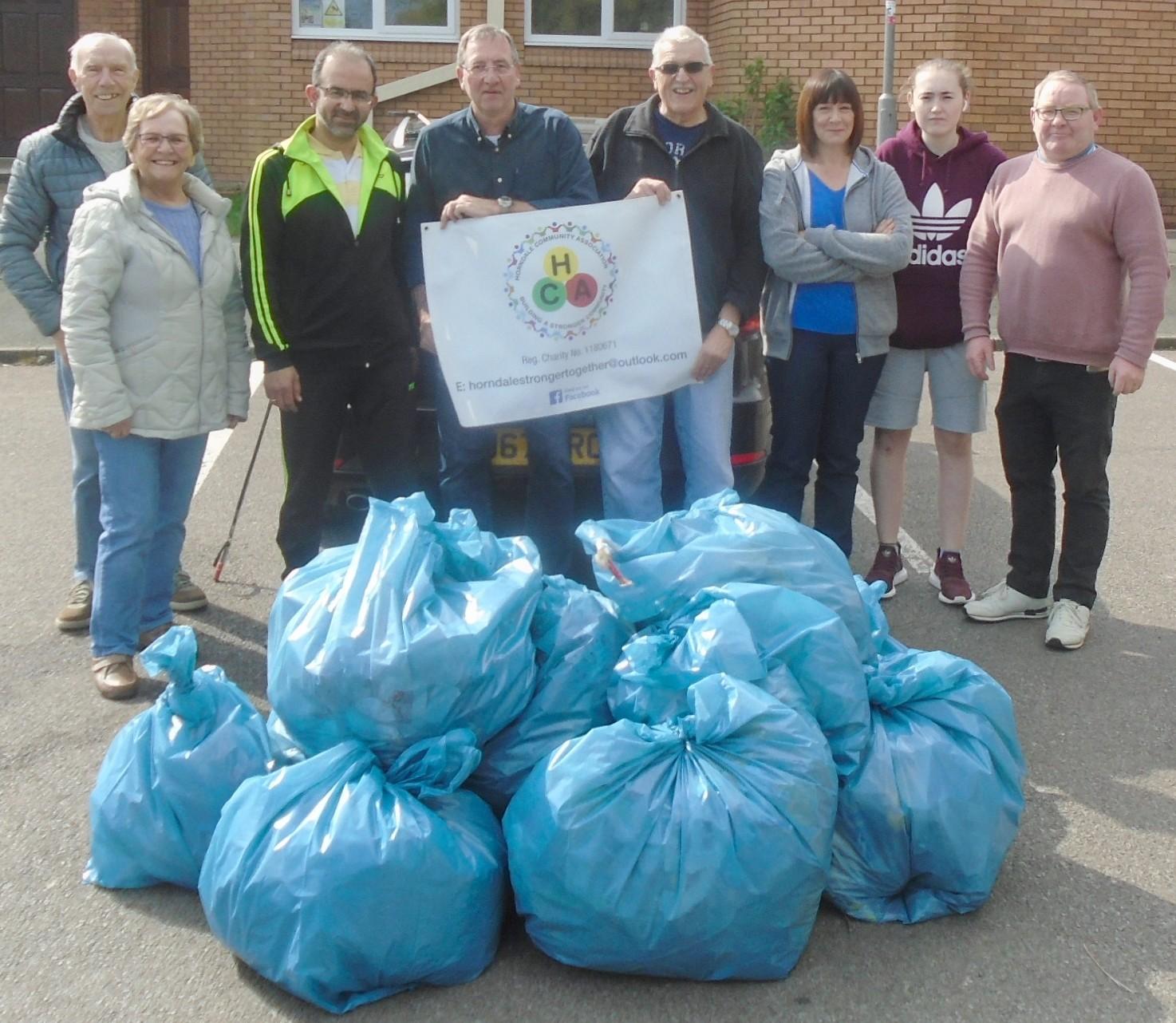 Horndale Community Association- Spring Litter Pick