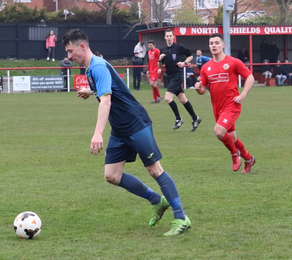 Aycliffe Win at Shields