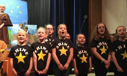 Shine Choir Celebrate Easter