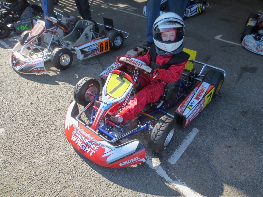 Scarlet Amongst Country's Front Runners at Rowrah