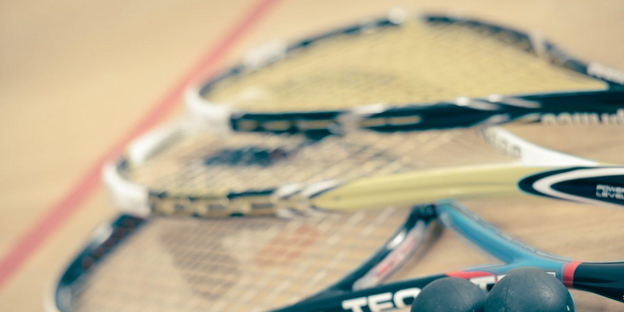 Aycliffe Ladies' Squash Success