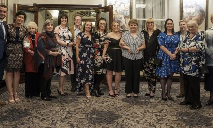 Area Action Partnerships Celebrate Ten Years of Success