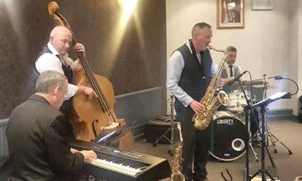 Jazz Quartet at Golf Club