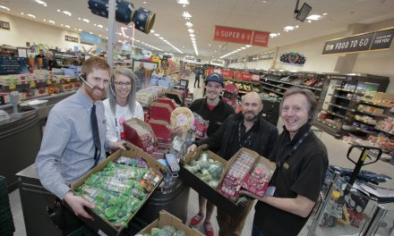 Aldi Launches Partnership with Local Charities