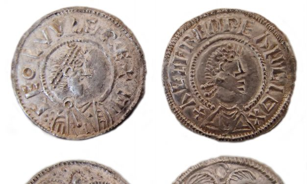 Police Recover Viking Coins Which Could Change British History