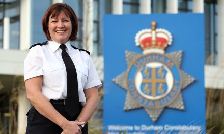 Four in a Row for 'Outstanding' Durham Constabulary