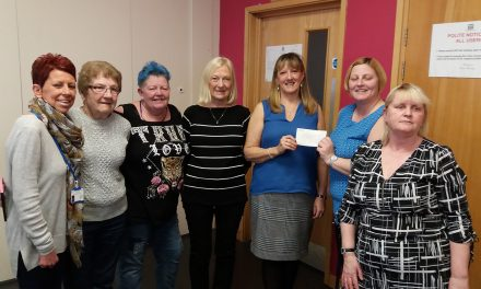 Bridge Club Support Great Aycliffe Cancer Support Group