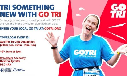 Go-Tri with Aycliffe Tri Club