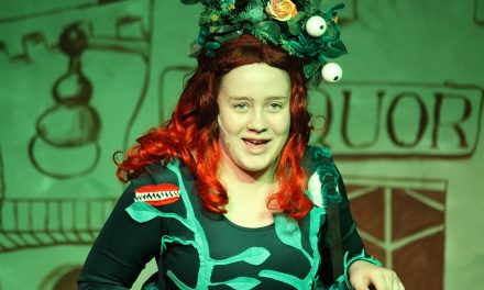Stunning Performance of 'Little Shop of Horrors' at Greenfield