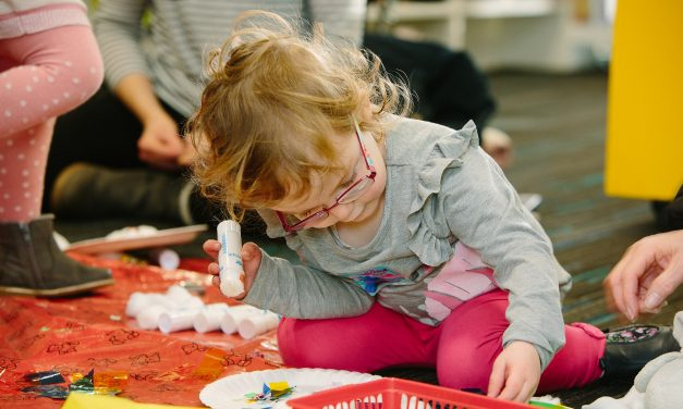 Get Crafty this Half-Term at Your Local Library
