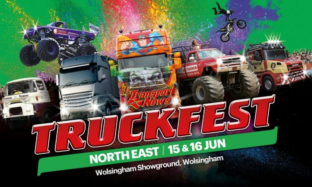Win Tickets for The North East's Very Own TruckFest