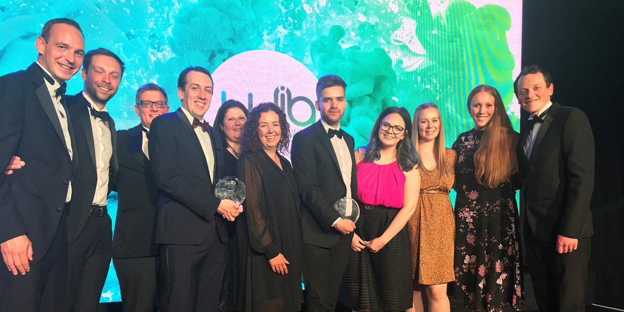 Water Company Scoops Two Top Industry Awards