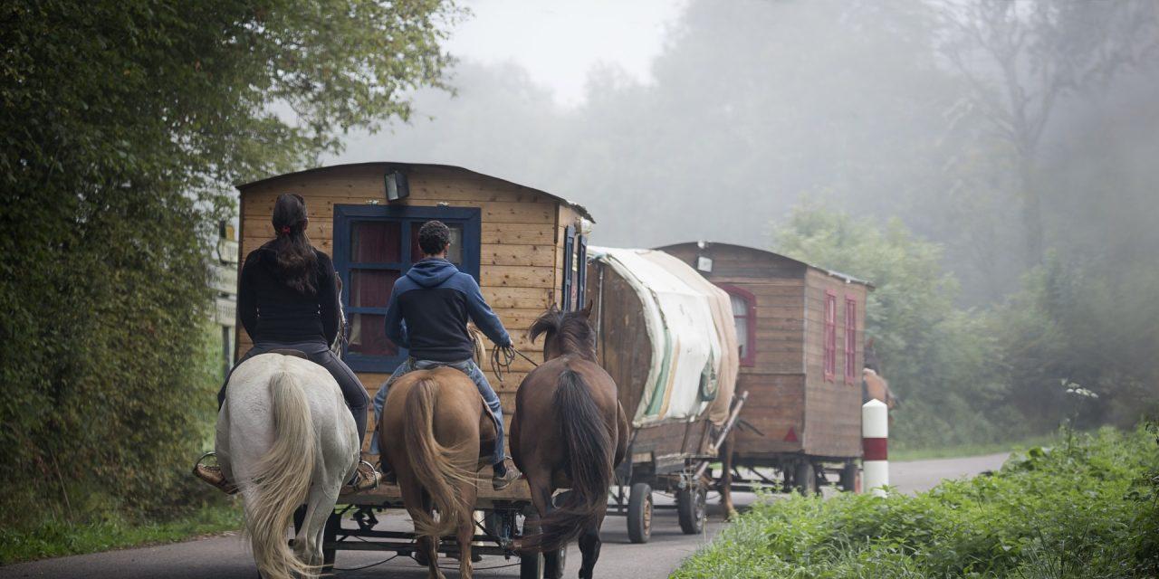 Preparations Underway for Appleby Horse Fair