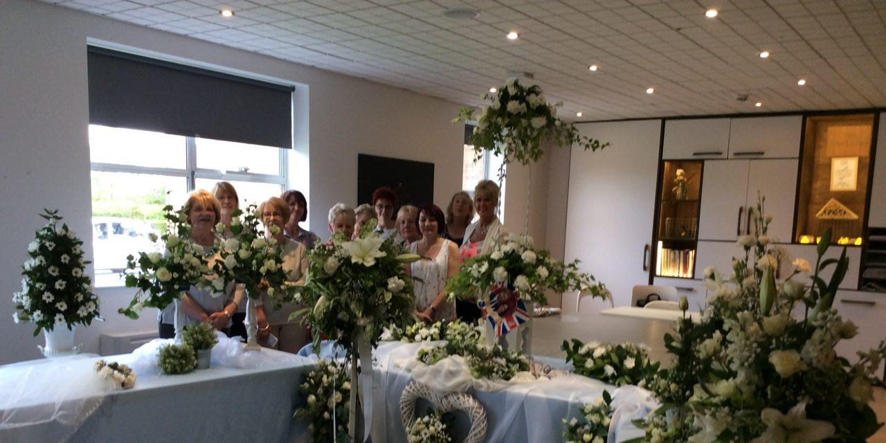 Greenfield Bid Farewell to Floral Professional