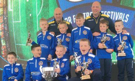 Football Festival Winners