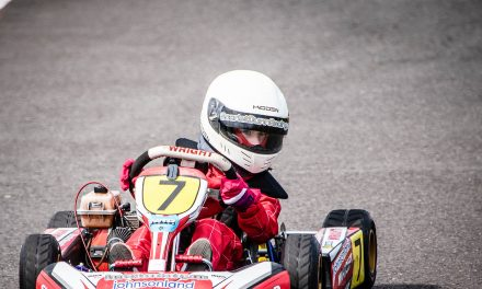 Sporty Weekend for Aycliffe's Flying Girl