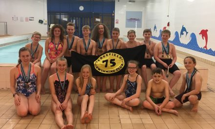 Outstanding Swims for Sedgefield 75