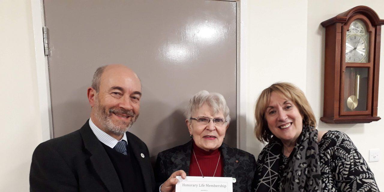 Hospice Says Goodbye to Dedicated Trustee