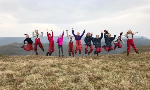 Greenfield Students Rise to the Challenge in Ullswater