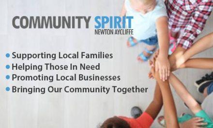 Goodbye Community Spirit, Newton Aycliffe