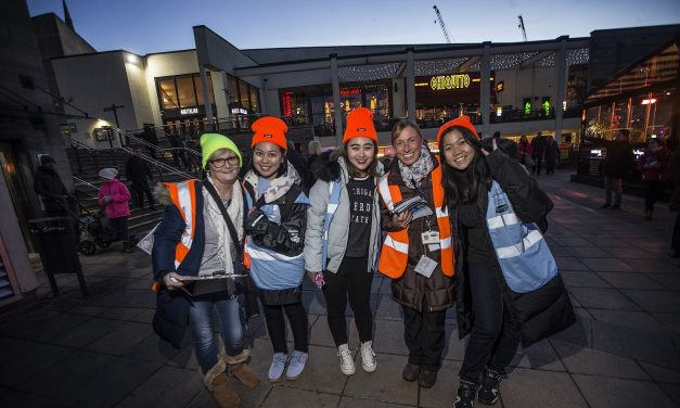 Call for Volunteers to Make Durham Shine as Lumiere Returns
