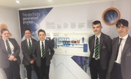 Pupils Visit Hartlepool Power Station