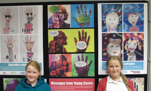 Carers celebrated as national campaign comes to County Durham