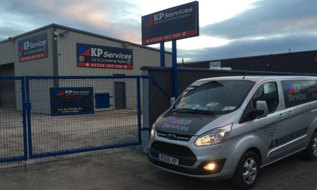 New Garage Services for Aycliffe