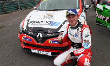 Coates on Top After Knockhill Races