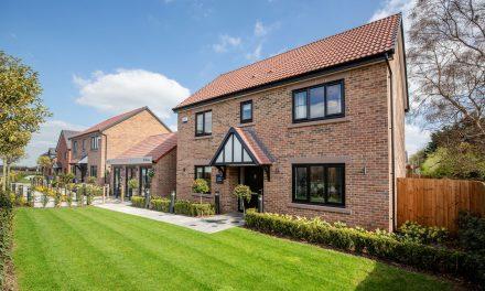 Housing Scheme Generates £1.26 Million for Local Community