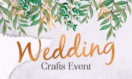 Wedding Craft Event