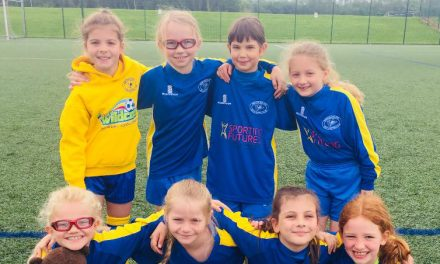 Wildcats Girls Football Festival