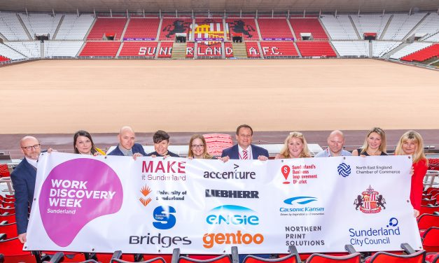 Leading businesses support work discovery week…