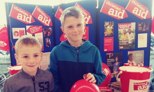 Christian Aid Week Success