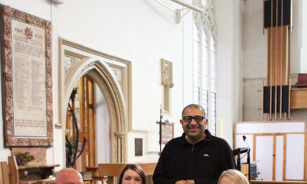 City churches open their doors to tourism