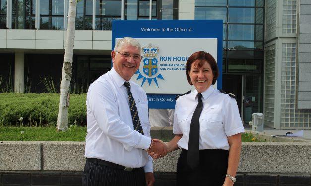 New Police Chief Constable Confirmed