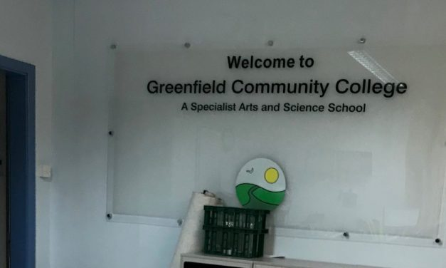 Red Boxes Arrive at Greenfield
