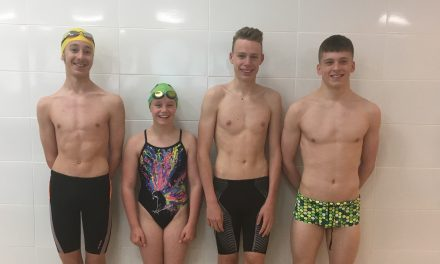 Sedgefield 75 swimming champs