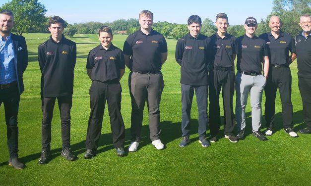 Woodham and Oakleaf Junior Golfers